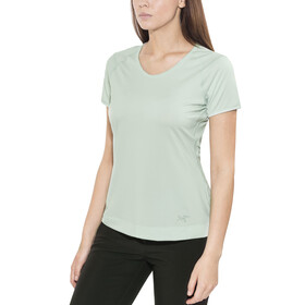 Arc'teryx Mentum T-Shirt Women Ionic Sky